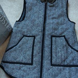 Honey punch vest